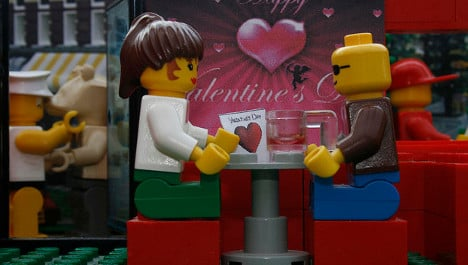 Swede puts Lego up for sale to save marriage