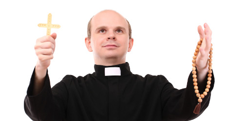 Exorcism course 'open to priests and housewives'