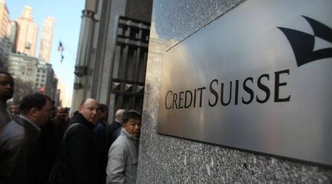 Swiss banker pleads guilty in US tax case