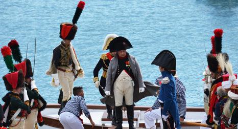 Elba marks Napoleon exile anniversary