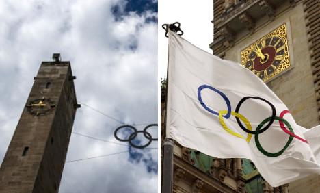 Hamburg or Berlin for German Olympic bid?