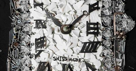 Authorities smash million fake Swiss watches
