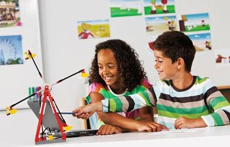 Lego and Danida team up for world's poor children