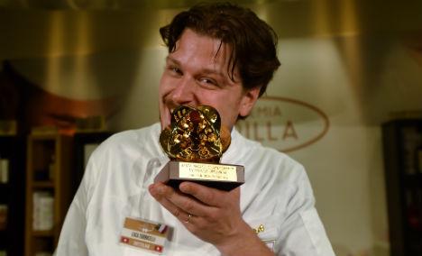 Swiss chef claims pasta world championship