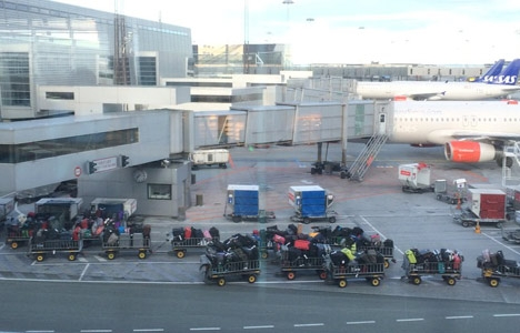 SAS strike causes chaos at Copenhagen Airport