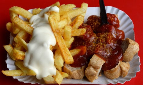 Who makes Germany's best currywurst?