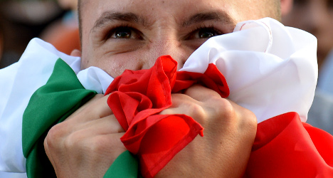 Ancestry keeps Italy in the World Cup