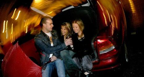 Spain to fine parents of teen binge drinkers