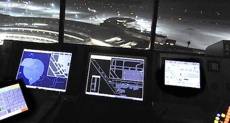 Air traffic control fails again