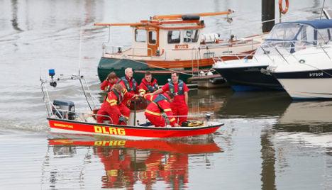 Two fishermen drown in Elbe near Hamburg