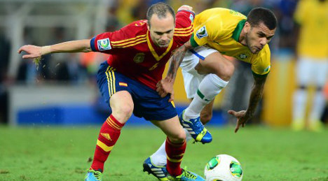 What World Cup games are free on Spanish TV?