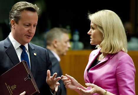 Thorning-Schmidt: 'Europe needs Britain'