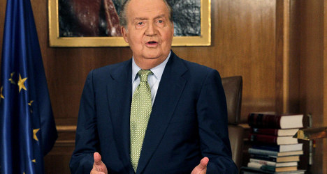 Live blog: King Juan Carlos steps down