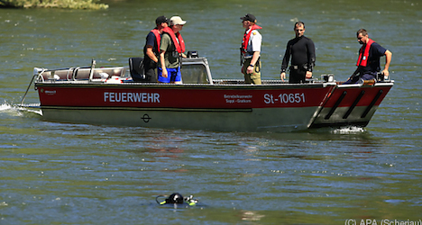 Millionaire's body parts found in bucket in river