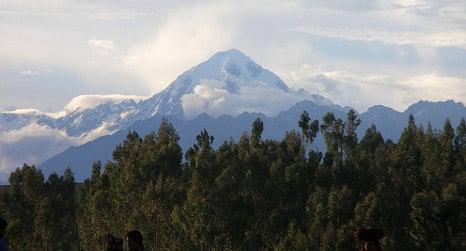 Italian climber found dead in Peruvian Andes