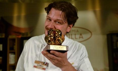 Swiss chef wins Italian pasta contest