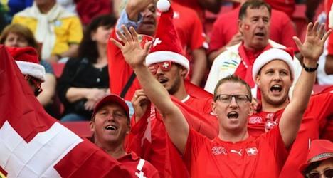 Swiss score dramatic 2-1 win against Ecuador