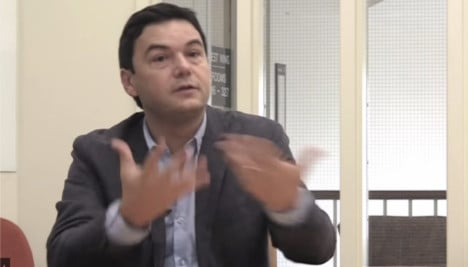 Norway ending death tax 'a big mistake': Piketty