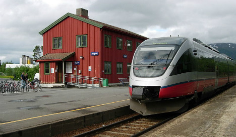 Agency wants weapons on Norway trains
