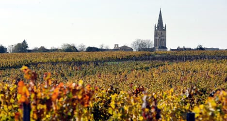 Pilfered Chinese money paid for French vineyards
