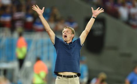 Klinsmann: Not German enough for Germany?