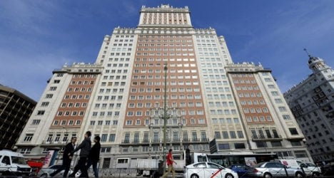 Sold: China's richest man buys Madrid landmark