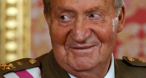 Spain readies legal shield for King Juan Carlos