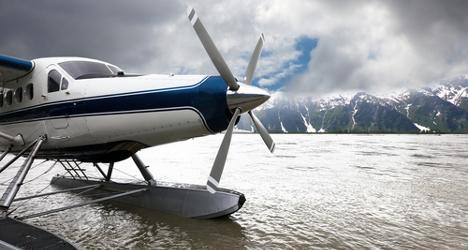 Three dead in Como plane crash