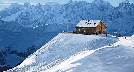 Switzerland's largest ski area 4-Vallées breaks up