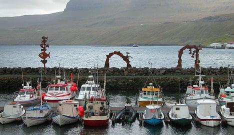 Truce declared in 'herring war'