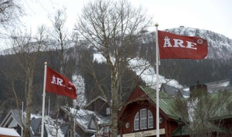 Sweden's Åre chosen to host 2019 ski worlds