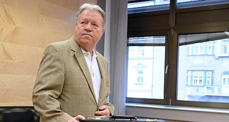 Former FPÖ deputy faces court fines again
