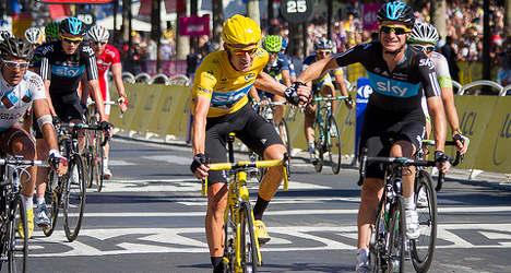 Tour de France: Wiggins dropped from Team Sky