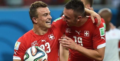 Jubilant press hails Shaqiri as 'Swiss Messi'