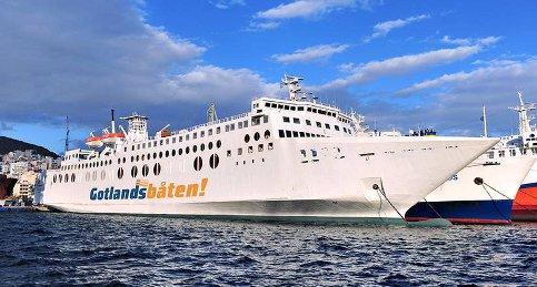 Boat 'sabotage' keeps Swedes from Gotland