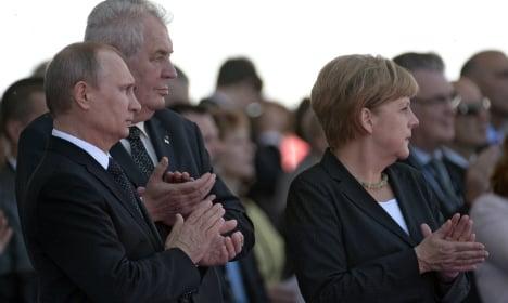 Balkan states face long EU process: Merkel
