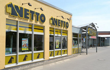 Netto targets British shoppers