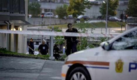 Police hunt man after Trondheim rape