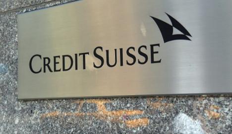 Credit Suisse banker hides $100m losses