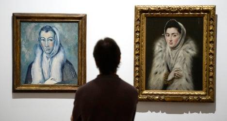 Madrid show shines light on El Greco heritage