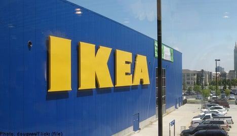 Baby found locked in car outside Ikea