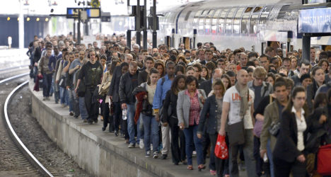 French train strike set to cause travel chaos