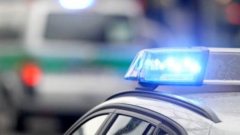 Fake police steal 'speeding' driver's car