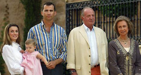 Spain's royal future: Six key questions