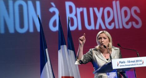 Le Pen fails to build anti-EU voting bloc