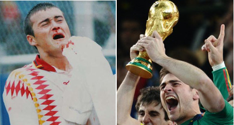 Spain's 10 best and worst World Cup moments