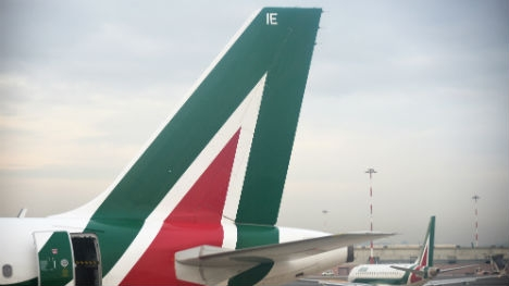 Etihad saves crippled Alitalia with stake deal