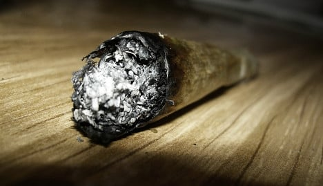 Man smoked cannabis with 9-year-old neighbour