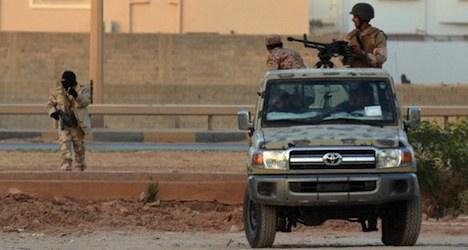 Swiss Red Cross worker killed in 'lawless' Libya