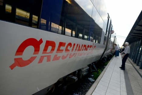 Unions give ground in Sweden rail strike battle